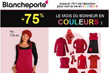 newsletter blancheporte