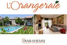 newsletter orangeraie